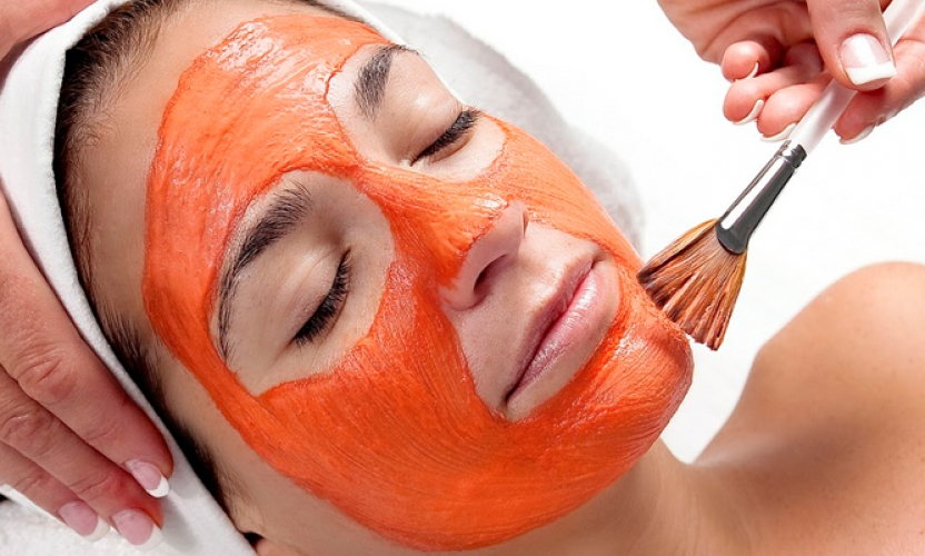 Must Try: October Special – Pumpkin and Enzyme Facial
